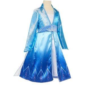 Elsa adventure dress size fits 4-6X